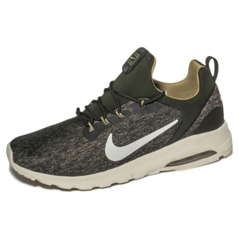 Беговые кроссовки мужские Nike Air Max Motion Racer Shoe 916771-300 легкие  спортивные коричневые 0011c5cd67223