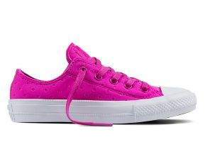 Кеды Converse Chuck Taylor All Star II 555804 розовые