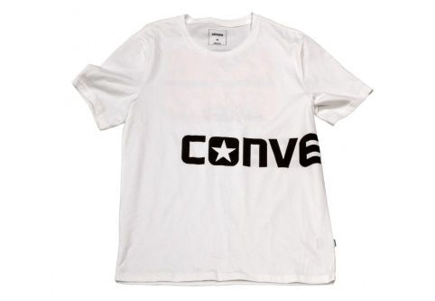 Футболка мужская Converse Knitted Men's SS Crew Tee 10003676102 белая