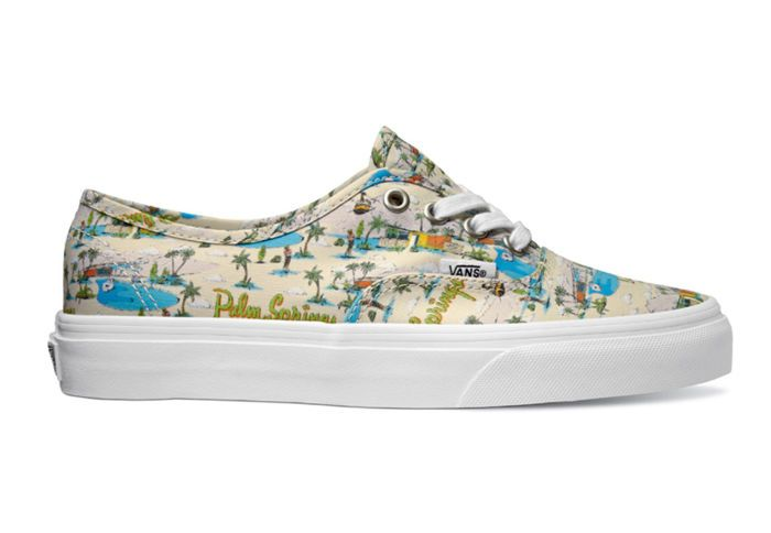 Кеды Vans AUTHENTIC VA38EMMQ1 белые