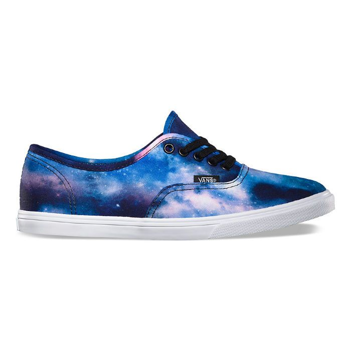 Кеды Vans Authentic Lo Pro (Cosmic Galaxy) VT9N8K0 синие