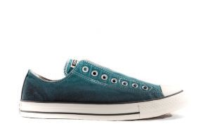 Кеды Converse Chuck Taylor All Star Slip 151212 темно-зеленые