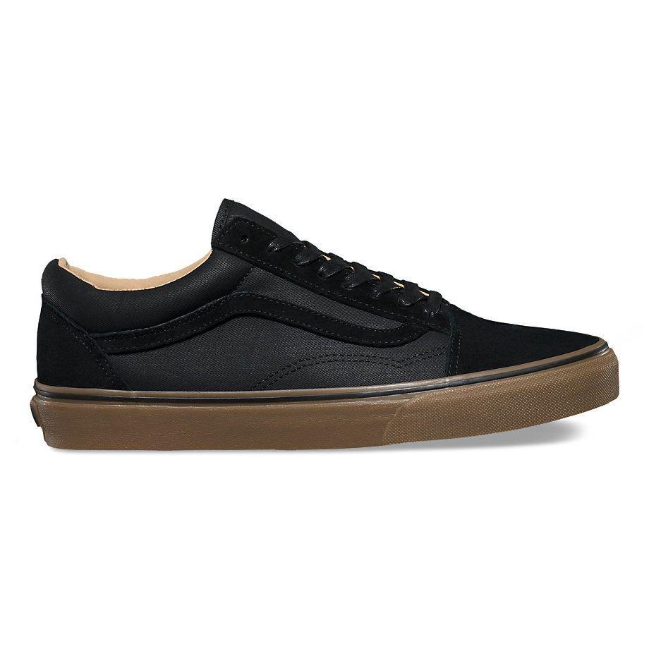 Кожаные кеды Vans Old Skool Reissue DX VA2XS6JYD черные - купить за ... 1f44e137bc3
