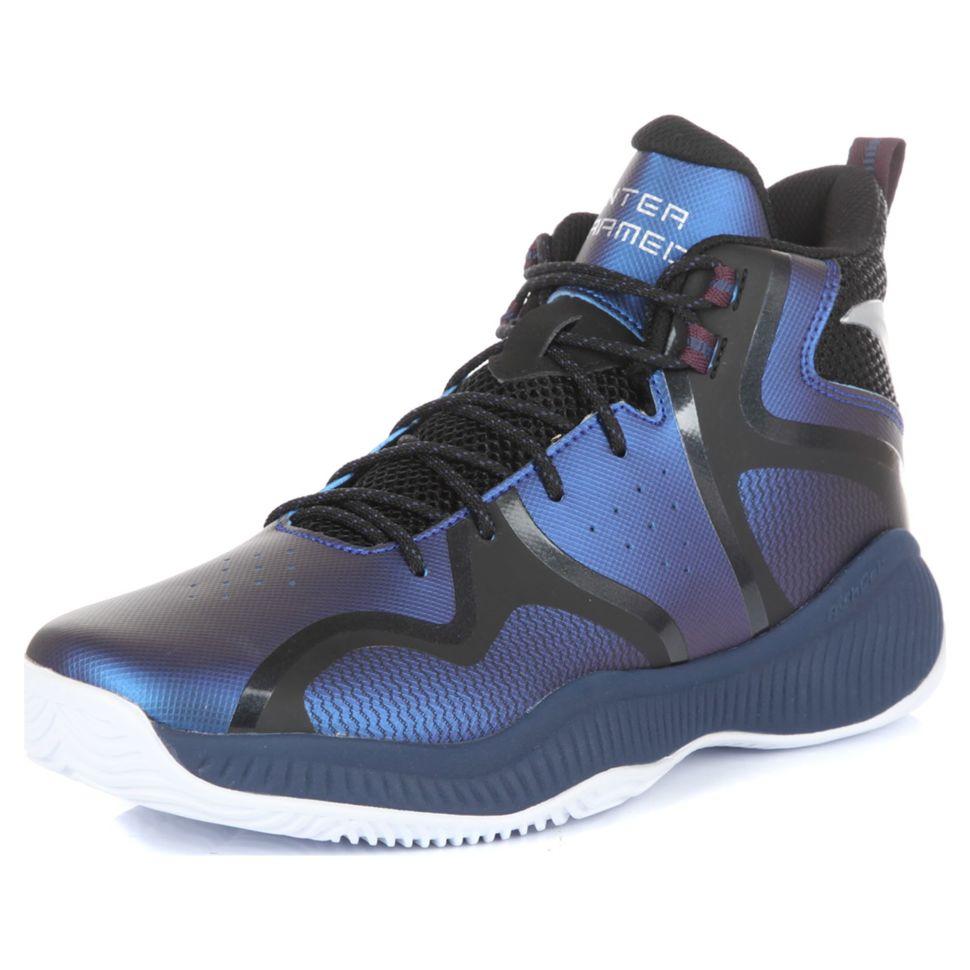 709be75323ff0 Кроссовки мужские Anta 81841308-3 баскетбольные фиолетовые - купить ...