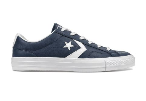 Кожаные кеды Converse Star Player 159781 синие
