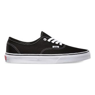 Кеды Vans AUTHENTIC VEE3BLK черные