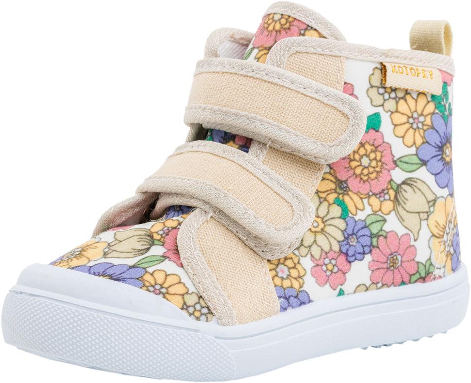 c6e41e223 Детские кроссовки Котофей 241009-11 для девочек разноцветные ...