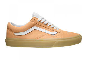 Кеды Vans UA OLD SKOOL (double light) VA38G1QMJ оранжевые