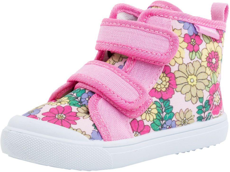 ca3af2da Детские кроссовки Котофей 241009-12 для девочек розовые - купить за ...