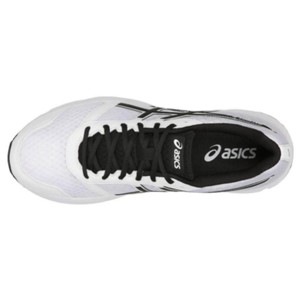 d858898eece5 Беговые кроссовки мужские Asics Patriot 9 T823N-0190 легкие спортивные  белые - Беговые кроссовки мужские