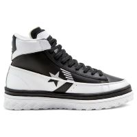Кеды Converse Rivals Pro Leather X2 High Top 168694 кожаные черные