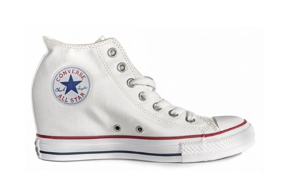 0048a0b40eb6 Converse (конверс) Chuck Taylor All Star Lux 547200 белые В легких кедах  Converse (