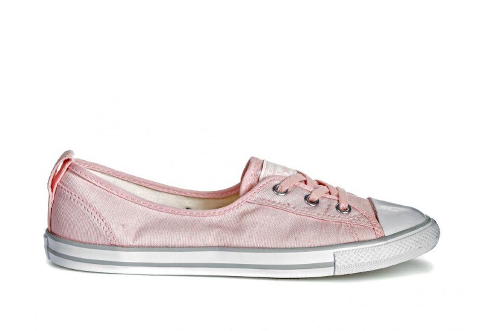 20d6c31c5b5e Кеды Converse Chuck Taylor all Star Ballet Lace 555871 розовые ...