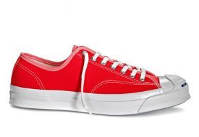 Кеды Converse Jack Purcell Signature 155592 оранжевые