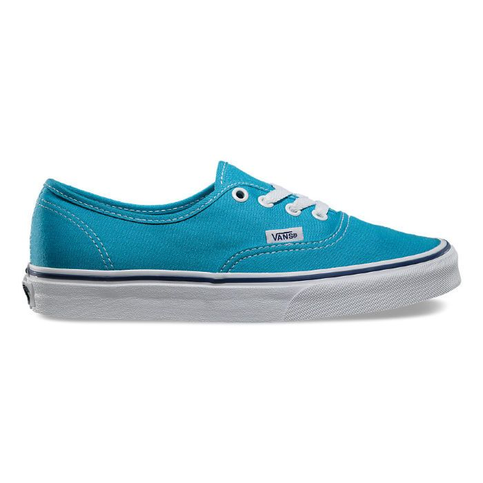 Кеды Vans AUTHENTIC VZUKFRY синие