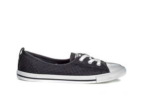 Балетки Converse Chuck Taylor All Star Ballet Lace 555894 черные