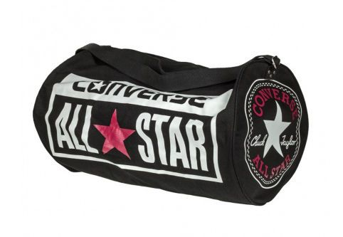 Спортивная сумка Converse LEGACY BARREL DUFFEL BAG 10422C001 черная