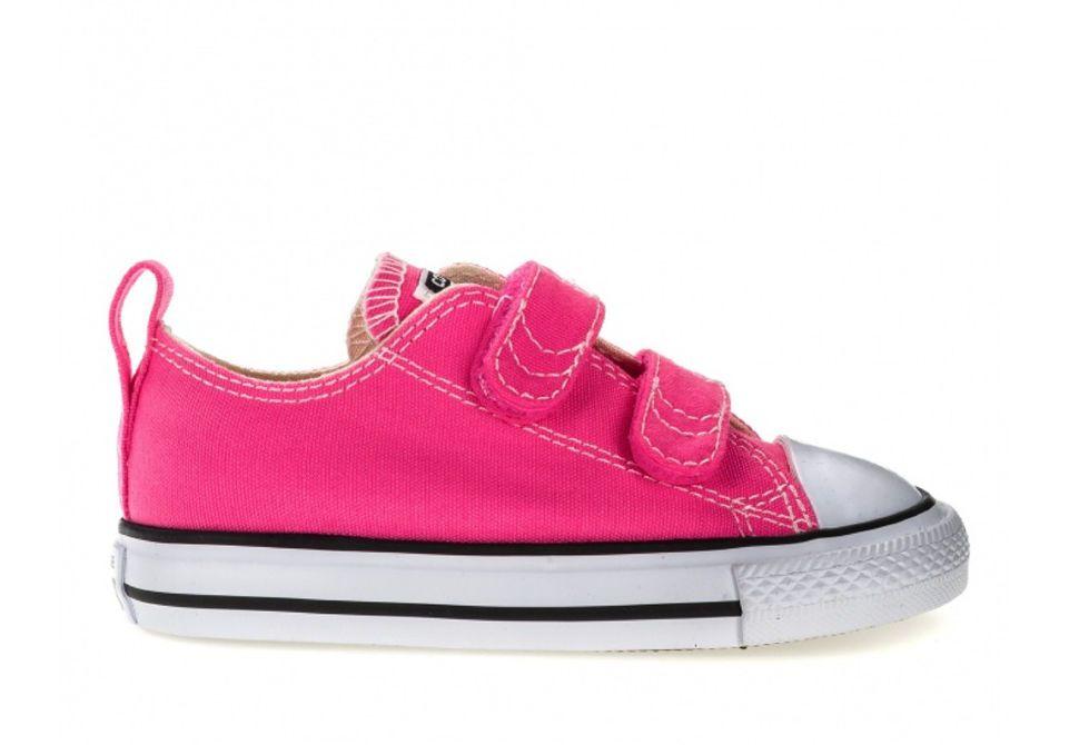 Детские кеды Converse Chuck Taylor All Star Kids 758193 розовые ... 39464f1ce07